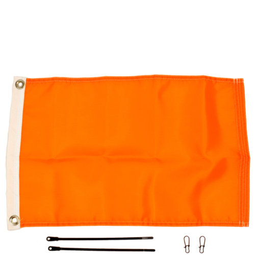 YakAttack 12'' x 18'' Flag Kit