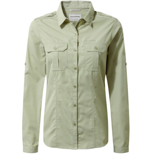 CragHoppers Adventure Long Sleeve Shirt Women's Closeout