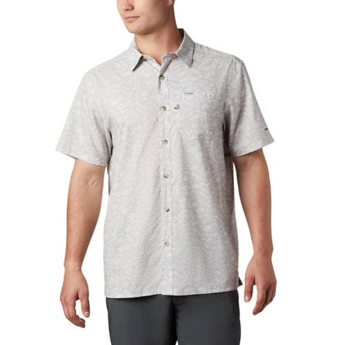 Mouse over to zoom an area or click here for Hi-Res image of Columbia Super Slack Tide Camp Shirt Men's