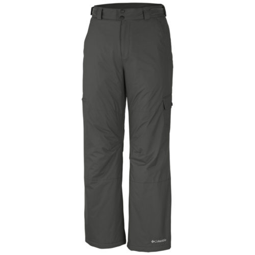 Mouse over to zoom an area or click here for Hi-Res image of Columbia Snow Gun Pants Mens Closeout