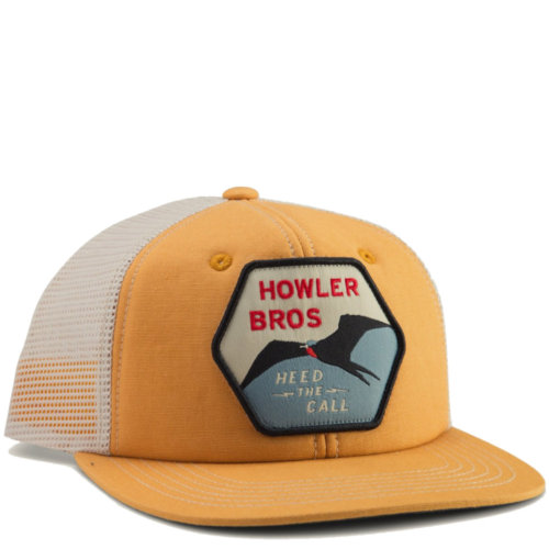 Mouse over to zoom an area or click here for Hi-Res image of Howler Bros Man O War Snapback Hat
