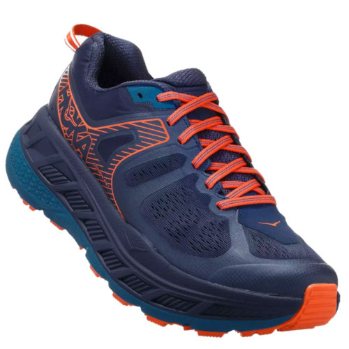 Mouse over to zoom an area or click here for Hi-Res image of Hoka One One Stinson ATR 5 Running Shoes Men's