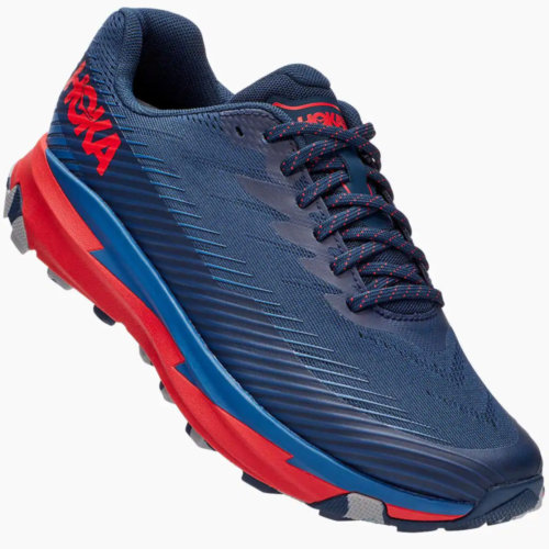 Mouse over to zoom an area or click here for Hi-Res image of Hoka One One Torrent 2 Shoes Men's