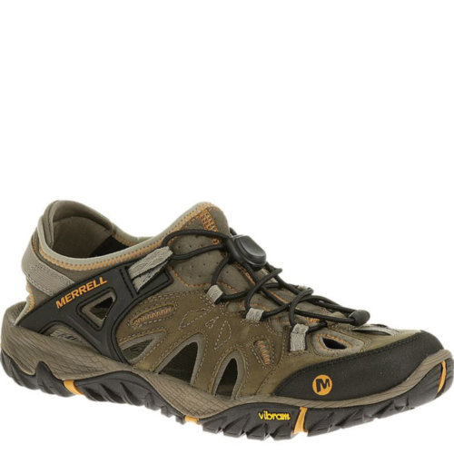 Merrell All Out Blaze Sieve Shoes Mens Closeout