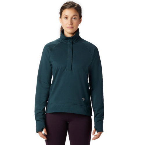 Mouse over to zoom an area or click here for Hi-Res image of Mountain Hardwear Norse Peak Pullover Women's Closeout