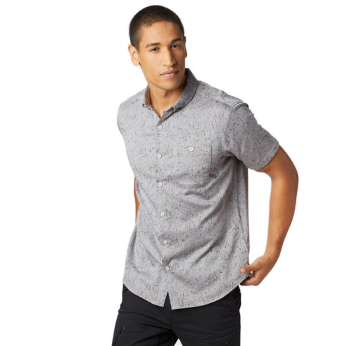 Mountain Hardwear Mount Adams Short Sleeve Shirt Men's