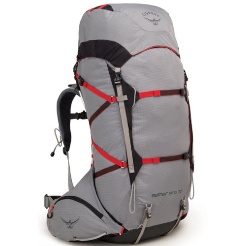 Mouse over to zoom an area or click here for Hi-Res image of Osprey Packs Aether Pro 70 Backpack