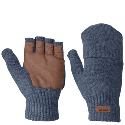 Mouse over to zoom an area or click here for Hi-Res image of Outdoor Research Lost Coast Mitts Men's Closeout