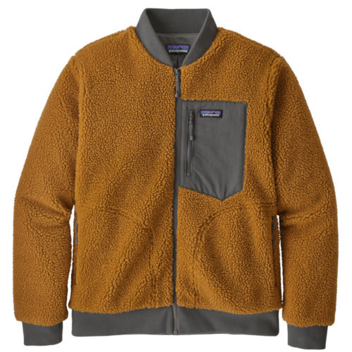 Patagonia Retro X Fleece Bomber Jacket Mens