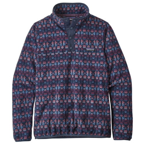 Mouse over to zoom an area or click here for Hi-Res image of Patagonia Micro D Snap T Fleece Pullover Women's Closeout