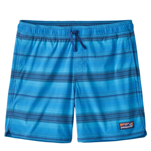 "Mouse over to zoom an area or click here for Hi-Res image of Patagonia Stretch Wavefarer Volley Shorts 16"" Men's"