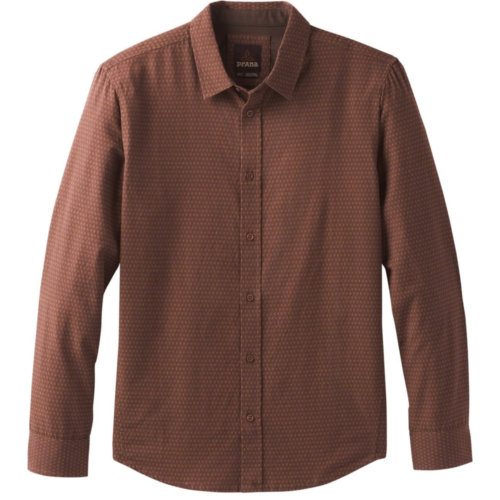 Mouse over to zoom an area or click here for Hi-Res image of Prana Graden Long Sleeve Shirt Men's Closeout