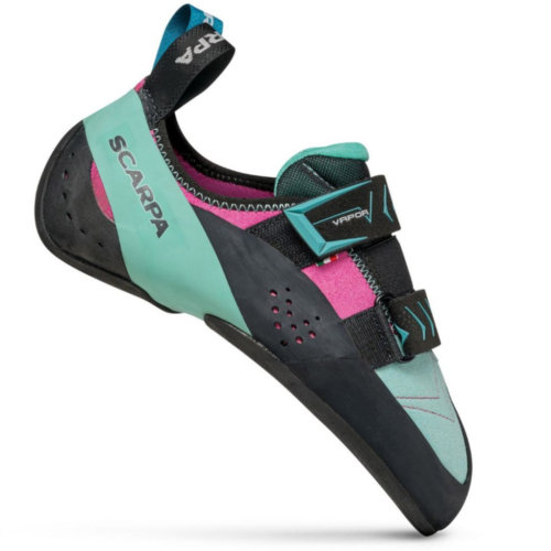 Mouse over to zoom an area or click here for Hi-Res image of Scarpa Vapor V Climbing Shoes Women's