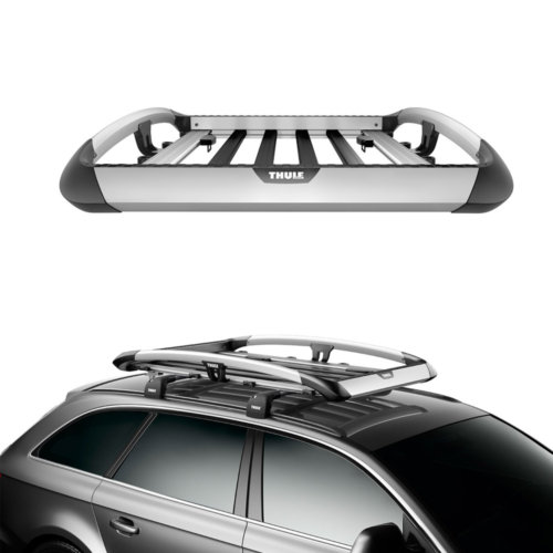Mouse over to zoom an area or click here for Hi-Res image of Thule Trail XT Large Roof Basket
