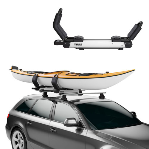 Mouse over to zoom an area or click here for Hi-Res image of Thule Hullavator Pro Kayak Carrier