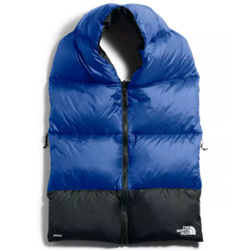 Mouse over to zoom an area or click here for Hi-Res image of The North Face Nuptse Scarf Closeout