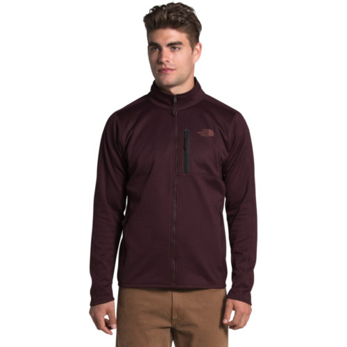 Mouse over to zoom an area or click here for Hi-Res image of The North Face Canyonlands Full Zip Fleece Men's