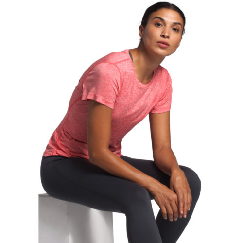Mouse over to zoom an area or click here for Hi-Res image of The North Face Hyperlayer FD Short Sleeve Women's Closeout
