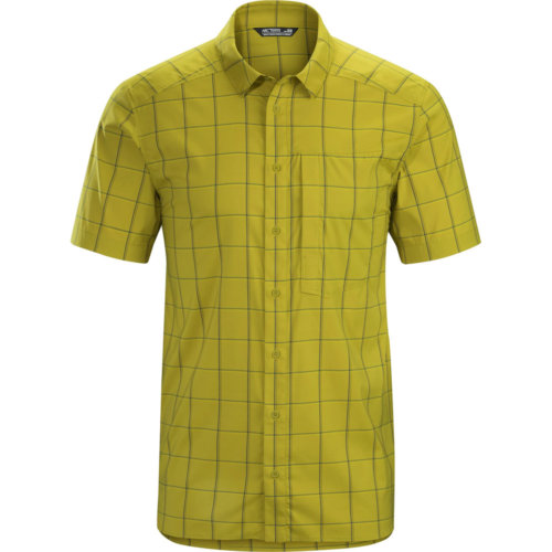 Arc'Teryx Riel Shirt Short Sleeve Men's