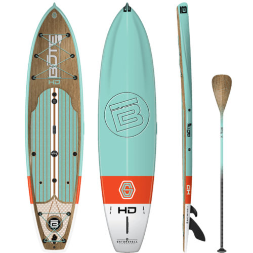Mouse over to zoom an area or click here for Hi-Res image of BOTE HD Paddleboard SUP 10'6""