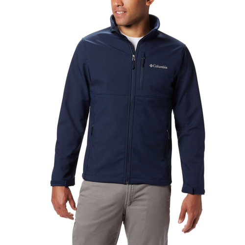 Mouse over to zoom an area or click here for Hi-Res image of Columbia Ascender Softshell Jacket Men's