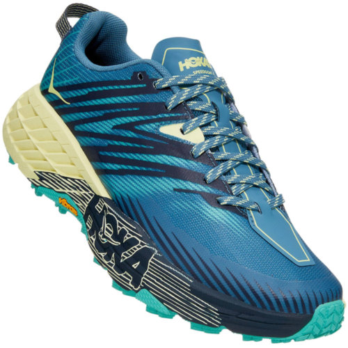 Mouse over to zoom an area or click here for Hi-Res image of Hoka One One Speedgoat 4 Shoes Women's