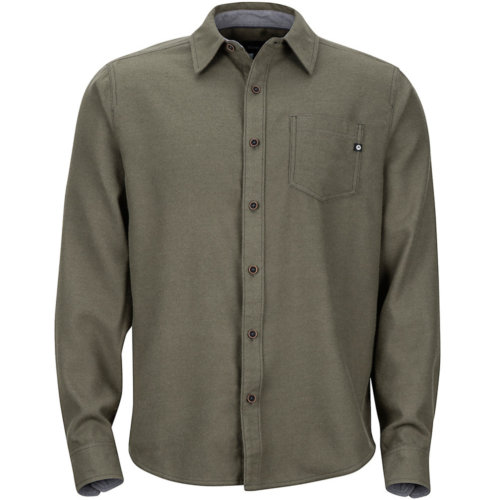 Marmot Hobson Midweight Flannel Long Sleeve Shirt Men's Closeout