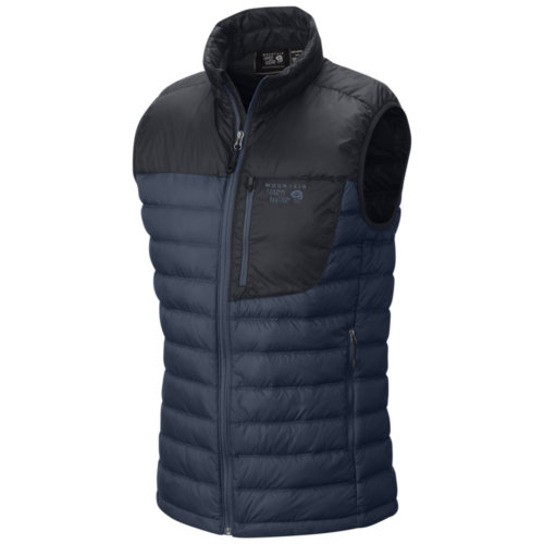 Mouse over to zoom an area or click here for Hi-Res image of Mountain Hardwear Dynotherm Down Vest Men's