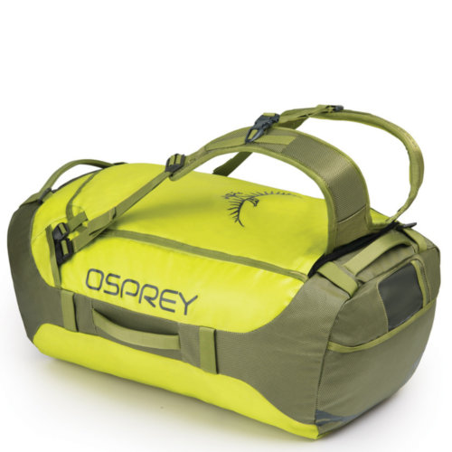 Mouse over to zoom an area or click here for Hi-Res image of Osprey Packs Transporter 65 Duffle Bag