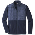Outdoor Research Vashon Hybrid Full Zip Jacket Men's Closeout