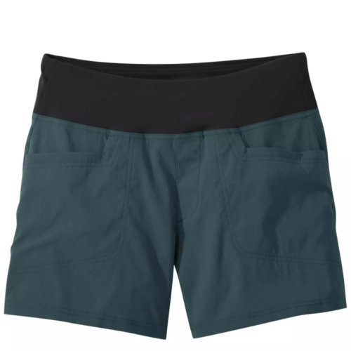 Mouse over to zoom an area or click here for Hi-Res image of Outdoor Research Zendo Shorts Women's Closeout