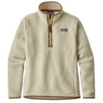 Patagonia Retro Pile 1/4 Zip  Women's Closeout