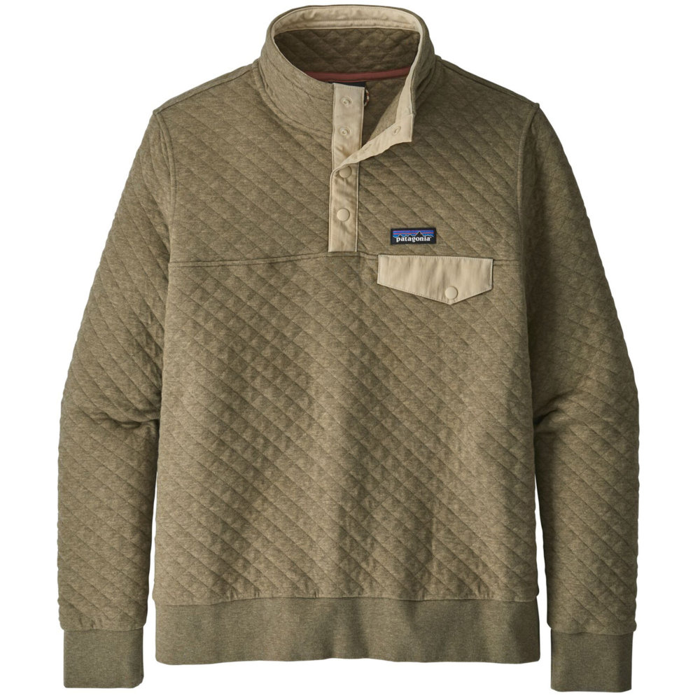 Patagonia Cotton Quilt Snap T Pullover Women S