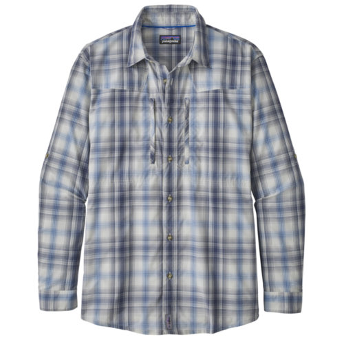 Patagonia Sun Stretch Long Sleeve Shirt Mens Closeout