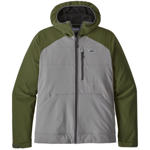 Mouse over to zoom an area or click here for Hi-Res image of Patagonia Snap-Dry Hoody Mens Closeout