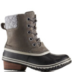 Sorel Slimpack II Lace Boots Womens Closeout