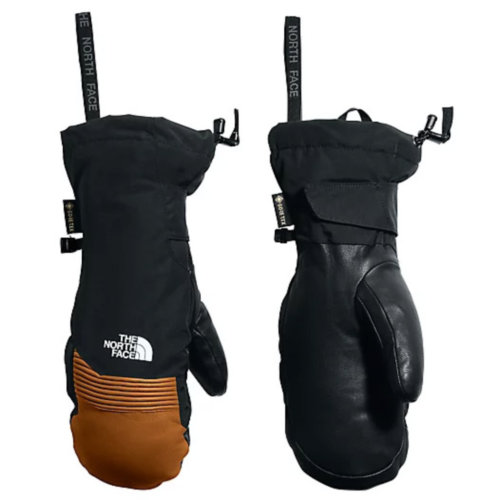 Mouse over to zoom an area or click here for Hi-Res image of The North Face Powder Gore Tex Mitts Closeout