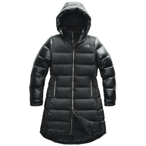 Mouse over to zoom an area or click here for Hi-Res image of The North Face Metropolis Down Parka III Womens Closeout