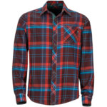 Marmot Anderson Lightweight Flannel Long Sleeve Shirt Men's Closeout