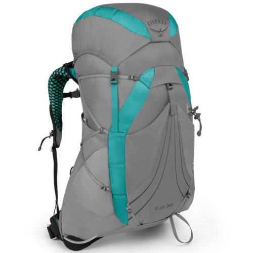 Mouse over to zoom an area or click here for Hi-Res image of Osprey Packs Eja 38 Backpack Women's