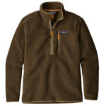 Patagonia Retro Pile Fleece Pullover Mens Closeout