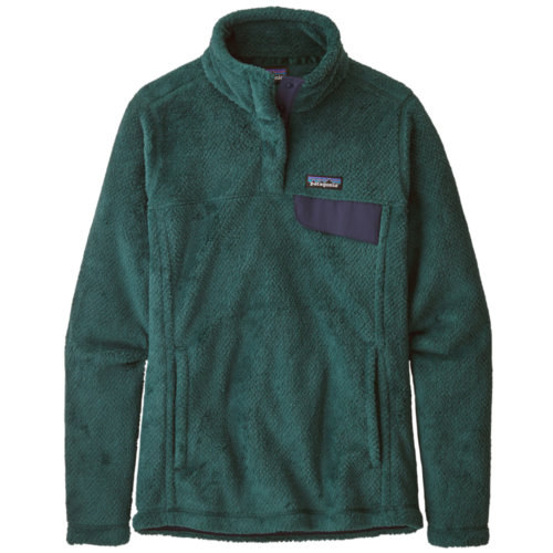 Mouse over to zoom an area or click here for Hi-Res image of Patagonia Re-Tool Snap T Womens Fleece
