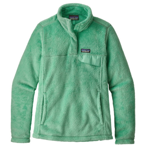 Mouse over to zoom an area or click here for Hi-Res image of Patagonia Re-Tool Snap T Womens Fleece Closeout