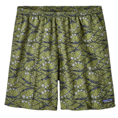 "Mouse over to zoom an area or click here for Hi-Res image of Patagonia Baggies Shorts 7"" Mens Closeout"