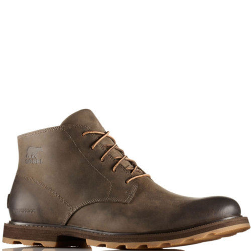 Mouse over to zoom an area or click here for Hi-Res image of Sorel Madson Chukka Waterproof Boots Men's