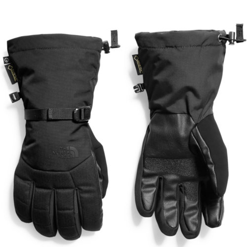 Mouse over to zoom an area or click here for Hi-Res image of The North Face Montana Gore Tex Gloves Mens Closeout
