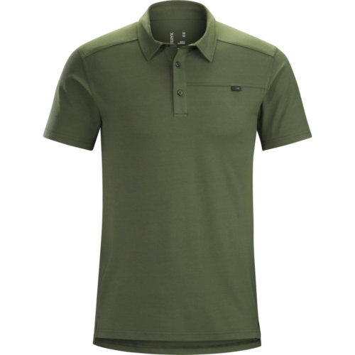 Arc'Teryx Captive Polo Short Sleeve Mens Closeout