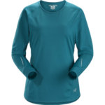 Arc'Teryx Motus Crew Neck Long Sleeve Women's Closeout