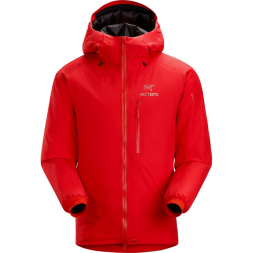 Mouse over to zoom an area or click here for Hi-Res image of Arc'Teryx Alpha IS Jacket Men's