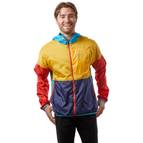 Mouse over to zoom an area or click here for Hi-Res image of Cotopaxi Teca Full-Zip Windbreaker Unisex Closeout